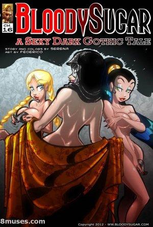 Goth Cartoon-Pornos