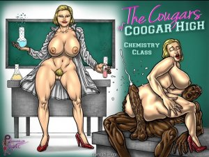 PleasureNight – The Cougars Of Coogar High