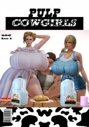 Pulp Cowgirls - big breasts porn comics | Eggporncomics