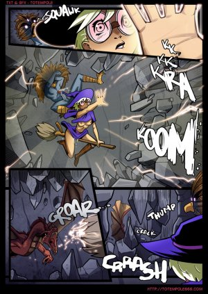 The Cummoner 7- Burn with Witch - Page 20