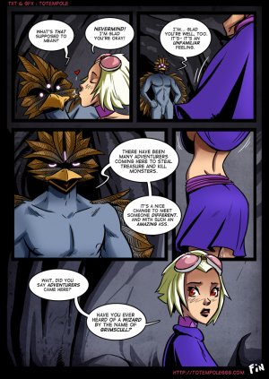 The Cummoner 7- Burn with Witch - Page 29