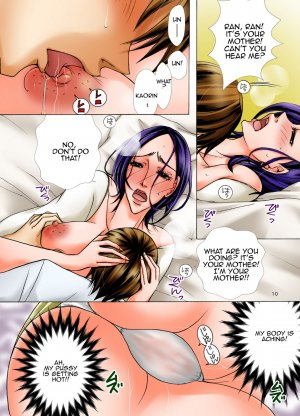 How I took my mother – Nyanko Fujin-sama - Page 10