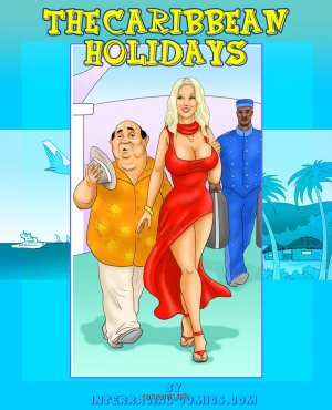 The Caribbean Holidays- Interracial - Page 1