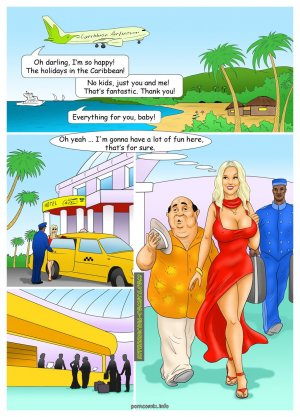 The Caribbean Holidays- Interracial - Page 2