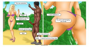 The Caribbean Holidays- Interracial - Page 21