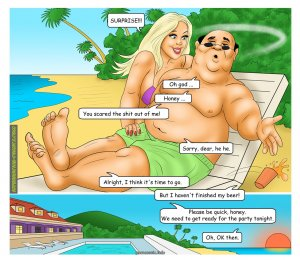 The Caribbean Holidays- Interracial - Page 22