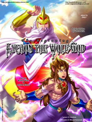 The Beginning Lycaon The Wolf God