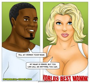 Modern Stepfather 3- Interracial - Page 6