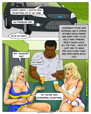 Modern Stepfather 3- Interracial - Page 36