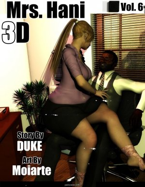 Mrs.Hani 3D Vol 6- Duke Honey