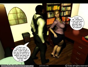 Mrs.Hani 3D Vol 6- Duke Honey - Page 30