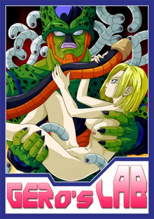 Gero's Lab – Dragon Ball Z (Android 18)