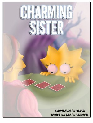 Charming Sister – The Simpsons