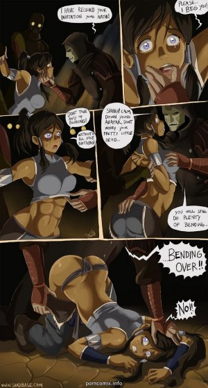 Shadbase- Short Comics - Page 5