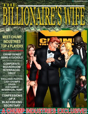 Billionaire's wife 1- BlacknWhite