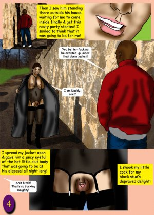 Prurient Encounter 2- Interracial - Page 6