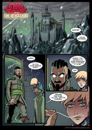 Totempole- The cummoner 15 – The Beholders - Page 2