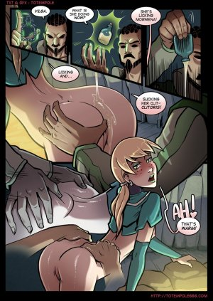 Totempole- The cummoner 15 – The Beholders - Page 25