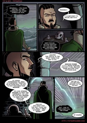 Totempole- The cummoner 15 – The Beholders - Page 36