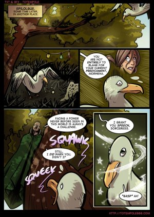 Totempole- The cummoner 15 – The Beholders - Page 37