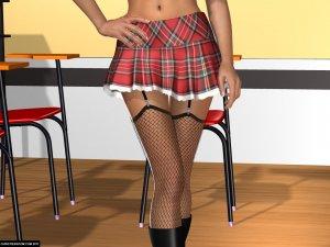 Schoolgirl seduced by teacher - Page 60