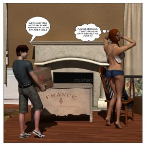 Dubh3d – Moving Red - Page 2