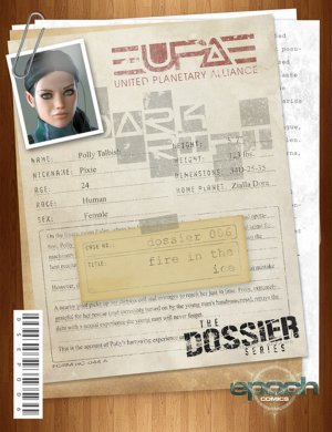 The Dossier 6 -UPA Epoch - Page 1