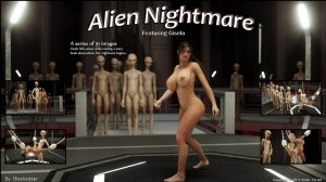 Erotic 3D Art (Blackadder) – Alien Nightmare