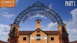 Farm Girls Competition