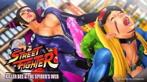 JURI HAN & CAMMY - KILLER BEE & THE SPIDER'S WEB