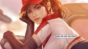 Pizza delivery Sivir