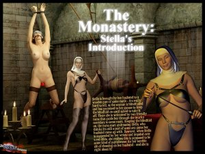 3dBDSMdungeon- The Monastery – Stella's Introduction - Page 1