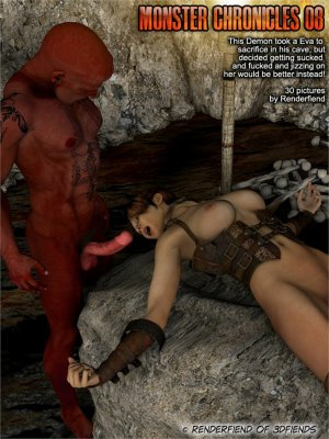3Dfiends Monster Chronicles Ch. 8 - Page 1