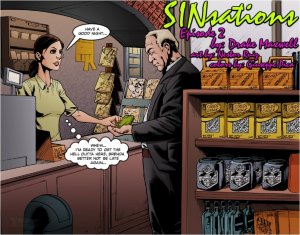 Sinsations Episode 2- Drake Maxwell - Page 1