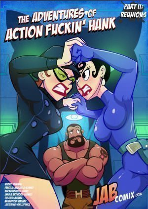 The Adventures of Action Fuckin Hank 2