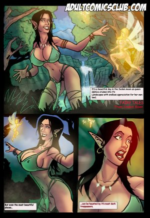 Fairy Tales 1-2 Adultcomics Club