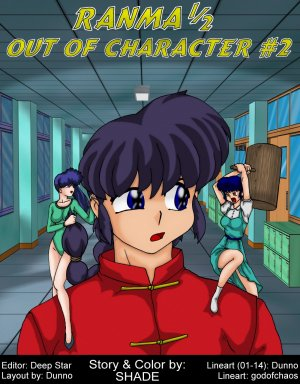 Ranma- Out of Character 2