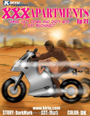 XXX Apartments 21- Dirty With A Sexy Machine
