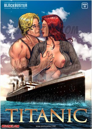 Titanic- Welcomix Blockbuster