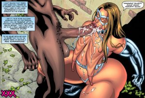 SuperHeroineComixxx- Drained Tits- Silver Strike - Page 5