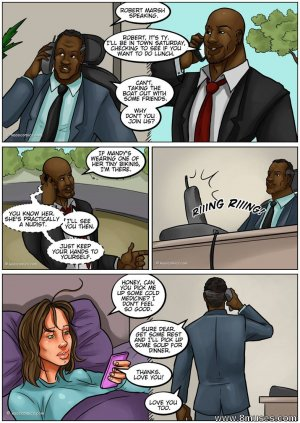 Kaos Comics – The Bikini Conspiracy – Full sized pages - Page 6