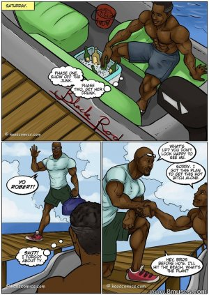 Kaos Comics – The Bikini Conspiracy – Full sized pages - Page 8