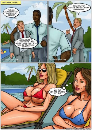 Kaos Comics – The Bikini Conspiracy – Full sized pages - Page 42