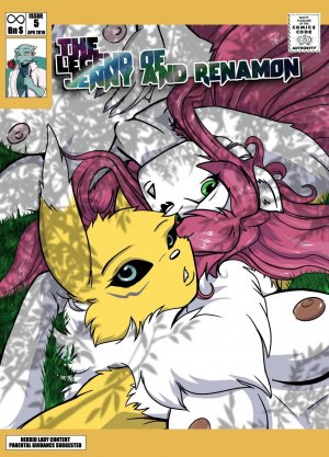 [Yawg] The Legend of Jenny And Renamon 5