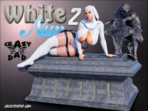 CrazyDad3D – White Nun 2