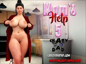 CrazyDad3D- Mom's Help Part 5