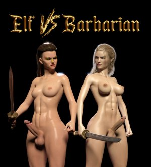 Elf vs Barbarian