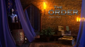 The Order Ch.1 – Part 2 (Naama)