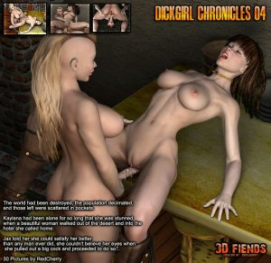 Dickgirl Chronicles 4- 3DFiends