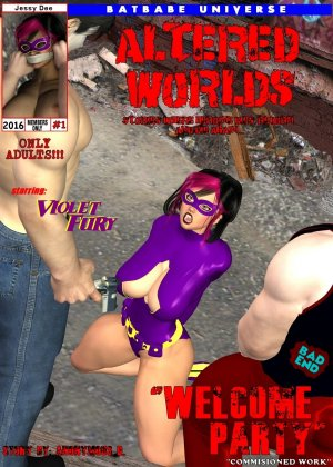 Altered Worlds – Welcome Party (Batbabe Universe)